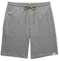 Paul Smith Cotton Jersey Pyjama Shorts Gray