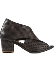 Officine Creative Perforated Sandals