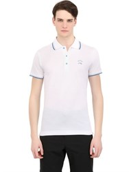 Paul And Shark Cotton Pique Polo