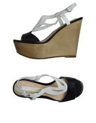 Luca Stefani Wedges White