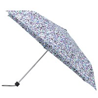 John Lewis Superslim Floral Umbrella Multi