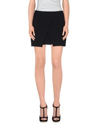 Hotel Particulier Skirts Mini Skirts Women Black