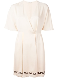Vionnet Cross Over Front Dress