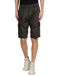 Camo Bermudas Dark Green