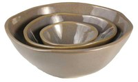 Alex Marshall Studios 3 Pc Nesting Bowl Set