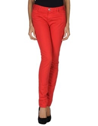 Swildens Casual Pants Red