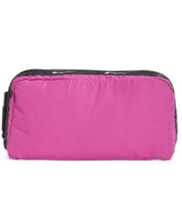 Le Sport Sac Lesportsac Global Cosmetic Pouch Wild Berry