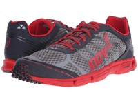 Inov 8 Road X Treme 250 Grey Black Red Running Shoes Multi