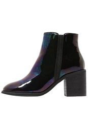 Shoe The Bear Jade Ankle Boots Petrol Multicoloured