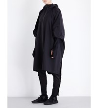 Y 3 Sport Double Layer Shell Coat Black