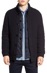 Scotch And Soda Men's Knitted Button Cardigan