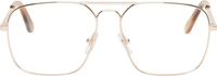 Super Pink Gold Bianco Optical Glasses