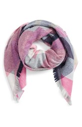 Shiraleah Women's Joy Geometric Scarf