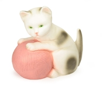 Egmont Toys Cat With Wool Lamp Pink Amazon.Co.Uk Toys And Games