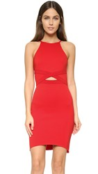 Bec And Bridge Desert Of Paradise Crossover Dress Red