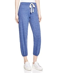 Nation Ltd. Nation Ltd Medora Capri Sweatpants Bloomingdale's Exclusive Navy