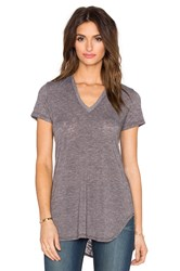 Saint Grace Lax Oversized Tee Gray