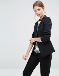 Sportmax Code Tailored Blazer 001 Black