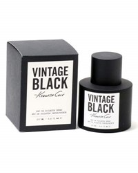 Kenneth Cole Vintage Black Eau De Toilette 3.4 Fl. Oz.