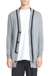 Men's Public School 'Sylvia' Cotton Silk And Cashmere Cardigan