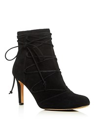 Vince Camuto Chenai High Heel Booties Black