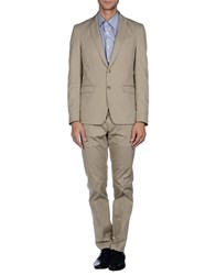 Mauro Grifoni Suits And Jackets Suits Men Beige