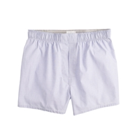 J.Crew Solid End On End Boxers Bold Peri