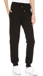 Moschino Sweat Trousers Black