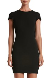 Women's Dress The Population 'Josie' Textured Knit Body Con Dress