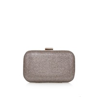 Carvela Darcy Clutch Bag Gold