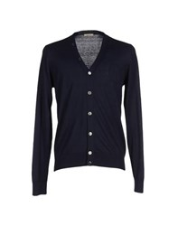 Bellwood Knitwear Cardigans Men Dark Blue
