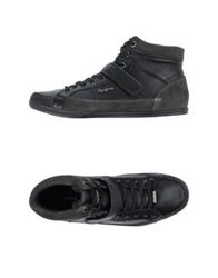 Pepe Jeans High Tops And Trainers Black