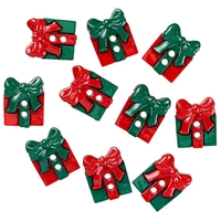Jesse James Christmas Gift Card Toppers Pack Of 10