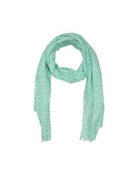 Barts Accessories Oblong Scarves Men Emerald Green