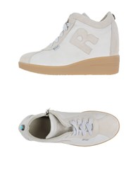 Ruco Line Footwear High Tops And Trainers Women Grey