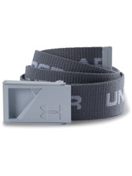 Under Armour Range Webbing Belt Grey