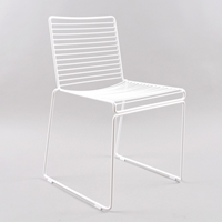 Hay Hee Dining Chair White White Gliders