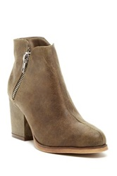 Michael Antonio Mail Vintage Ankle Bootie Green