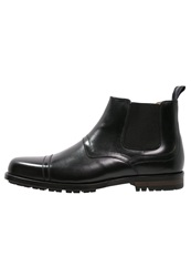 Peter Werth Hardy Boots Black