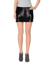 Cycle Mini Skirts Black