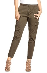 Women's Two By Vince Camuto Cotton Chino Crop Cargo Pants