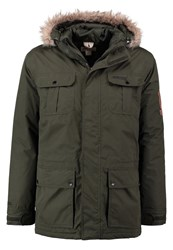 Regatta Saltoro Winter Jacket Bayleaf Oliv