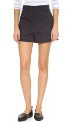 Steven Alan Fleet Shorts Faded Black