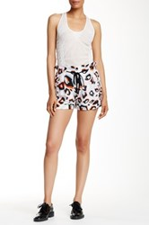 L.A.M.B. Leopard Silk Short Multi