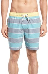 Men's Sperry 'Rug By The Bay' Volley Swim Shorts