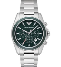 Emporio Armani Ar6090 Stainless Steel Watch