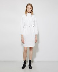 Atlantique Ascoli Habit Dress White