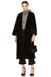 Rachel Comey Trail Coat In Black