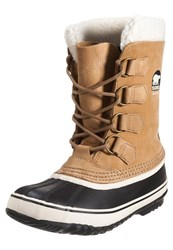 Sorel 1964 Pac Ii Winter Boots Buff Black Brown