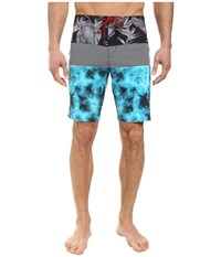 Billabong Tribong X Havana 19 Boardshorts Aqua Men's Swimwear Blue